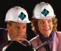 Matrix Management Hardhat